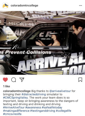 Colorado Mountain College Testimonial