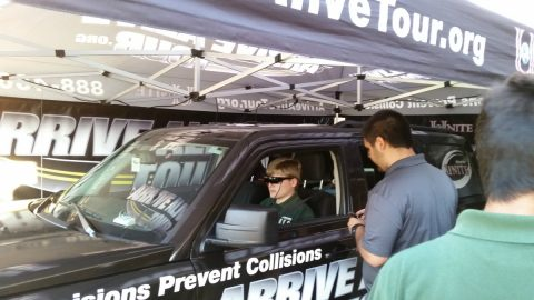 Arrive Alive Tour Comes To Shaw