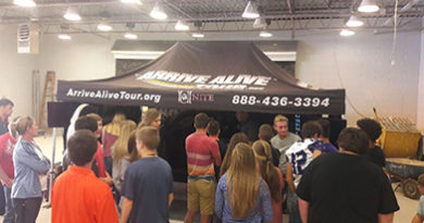 Arrive Alive Tour - Anderson-Oconee Behavorial Health - Hamilton Career Center 2