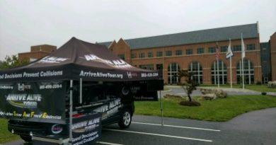 Arrive Alive Tour - Blue Ridge CTC