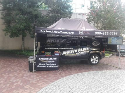 Arrive Alive Tour - Southwest Tennessee Community College - Macon Cove
