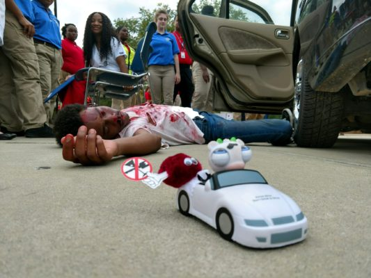 Arrive Alive Tour - Albany State University