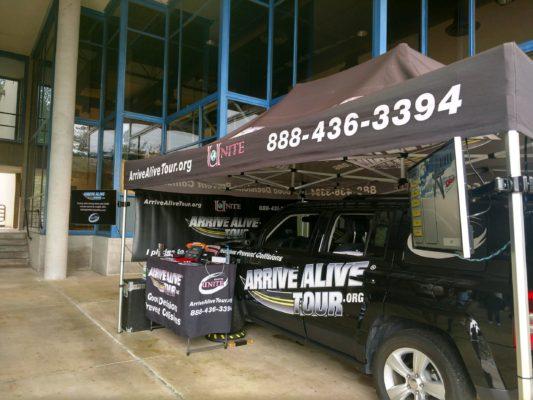 Arrive Alive Tour - Francis Marion University