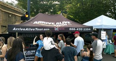 Arrive Alive Tour - MAASA 5