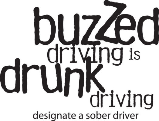 Buzzed driving is drunk driving featured