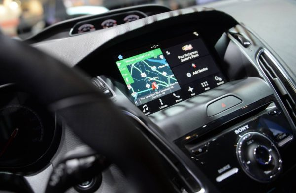 More distracted driving because of car dashboard technology 2