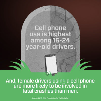 National Teen Driver Safety Week Focuses on Distracted Driving
