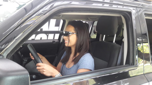 Arrive Alive Tour - Texting While Driving Simulator Featured