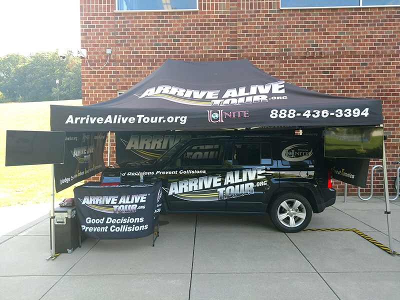 Drinking and Driving Simulator - Arrive Alive Tour