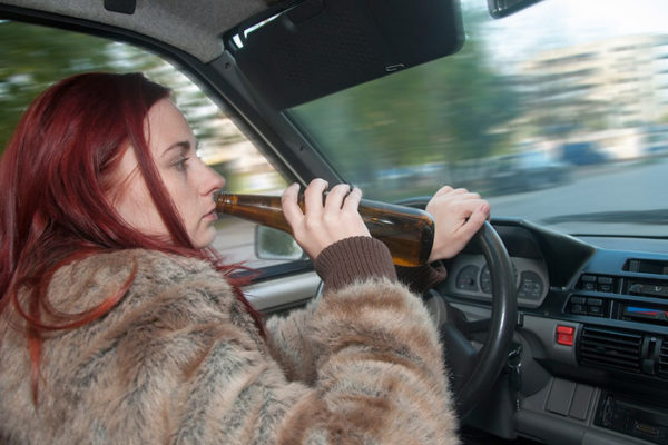 Drinking and Driving Accidents Facts