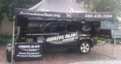 Drunk driving programs - Arrive Alive Tour