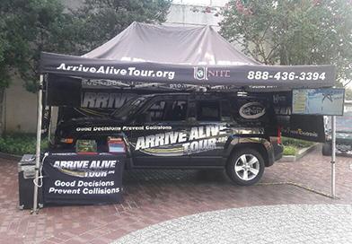 Drunk driving programs - Arrive Alive Tour