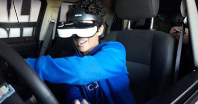 Arrive Alive Tour - distracted driving simulator - Lompoc HS featured image