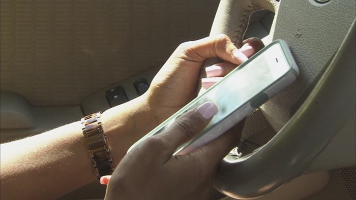Texting and driving warnings florida campaign