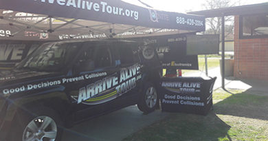 Texting while Driving Programs - Arrive Alive Tour