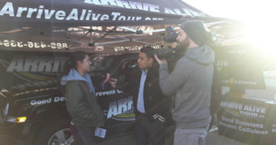 Arrive Alive Tour - Mountain View HS