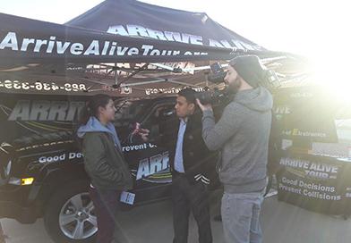 Arrive Alive Tour - Mountain View HS