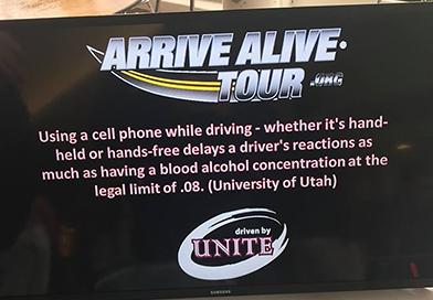 Drunk driving simulator in Ohio