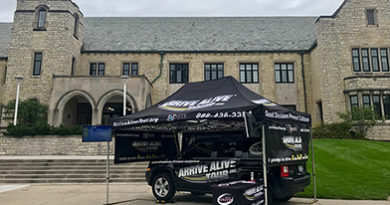 Distracted driving programs - Arrive Alive Tour
