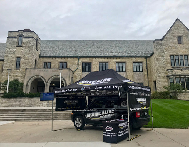 Distracted Driving Simulator - Arrive Alive Tour - Ohio