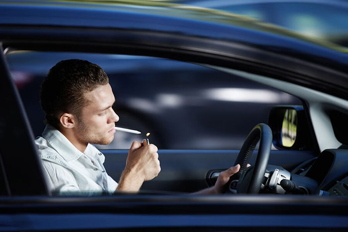 Drugged driving causes driving impairments