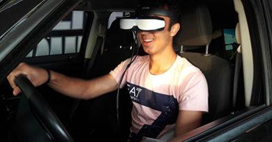 Drunk driving simulator - dangerous driving situations