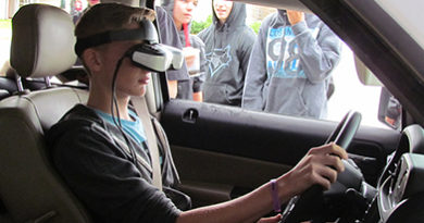 Texting and driving program - Strive 2 Arrive Alive program in Grand Rapids