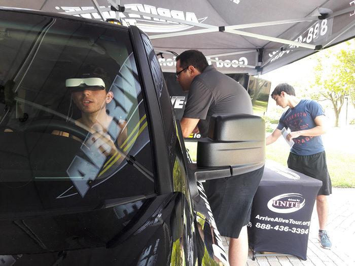 Dangers of distracted driving - Palm Beach Atlantic University