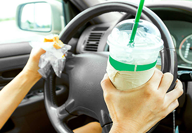 Distracted driving laws Ohio