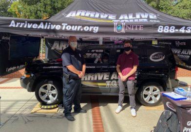 The Arrive Alive Tour Visits Augusta University